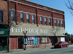 Alpena, Michigan - Thunder Bay Theater