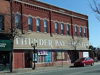 Alpena, Michigan - Thunder Bay Theater