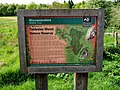 Tiddesley Wood Nature Reserve sign - geograph.org.uk - 1301430.jpg
