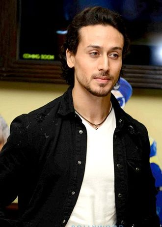 Tiger Shroff - Shroff in 2016