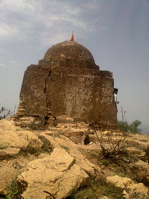 Tilla Jogian - Maharaja Ranjit Singh built a small monument to mark the spot where Guru Nanak meditated during a 40 day stay at the site.