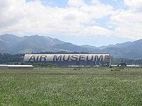 Tillamook Air Museum from distance.jpg