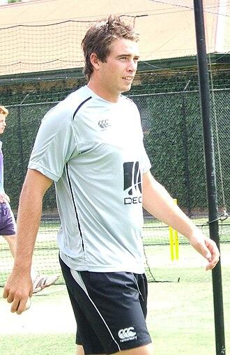 Tim Southee - Southee in 2009