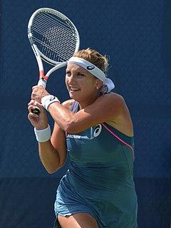 Timea Bacsinszky Swiss professional tennis player