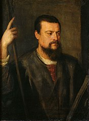 Portrait of the Orator Francesco Filetto