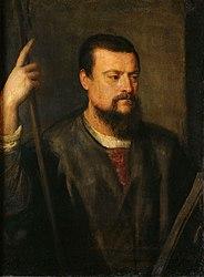 Titian: Portrait of the Orator Francesco Filetto