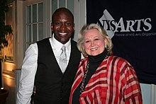 Tituss Burgess and Barbara Cook.jpg