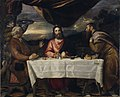Tiziano Vecelli - La cena in Emmaus (National Gallery of Ireland).jpg