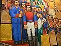 Tlaxcala - Palacio de Gobierno - Mexiko seit der Unabhängigkeit 2 Generale.jpg