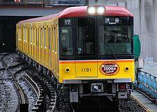 日本的地铁系统