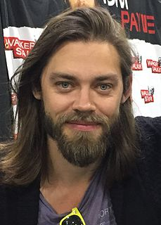 Tom Payne (actor) British actor