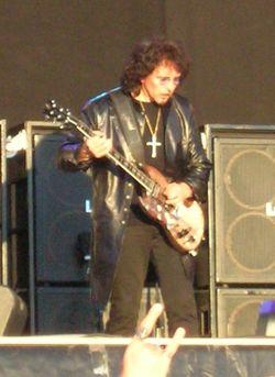トニー・アイオミ(2005年)