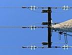 Top of power line pole - west side.jpg