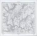 Topographische Karte 1 25000 Blatt 36 (6622) Sennfeld 1880⁄81.jpg