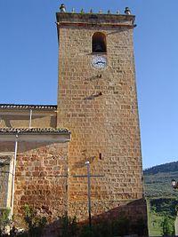 Torre campanario iglesia Villarrodrigo.jpg
