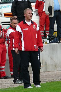 Torsten Fröhling German footballer and coach