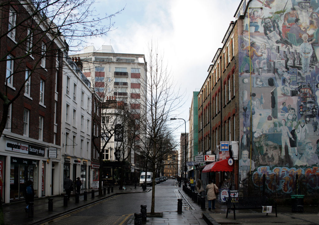 Unknown Buildings London