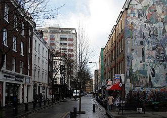 Fitzrovia - Tottenham Street