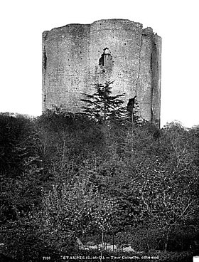 Ch teau d 39 tampes wikip dia for Chateau etampes