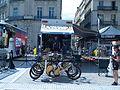 Tour de France - Etape 4 - Montpellier - Bus Columbia HTC by Mikani.JPG