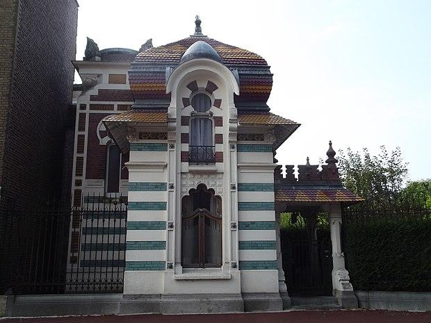 Monument historique à Tourcoing