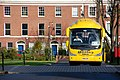Tourist coach, Queen's University, Belfast - geograph.org.uk - 596951.jpg