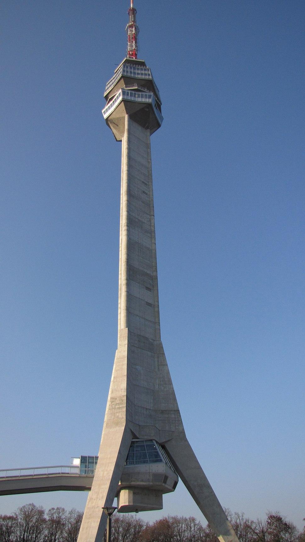 Tower Avala - panoramio