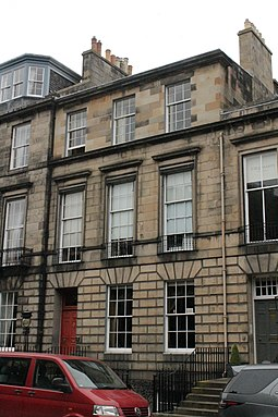 Townhouse at 17 Heriot Row, Edinburgh Townhouse at 17 Heriot Row, Edinburgh.jpg
