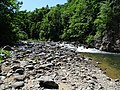 Toyohira River at Jozankei - Near Sapporo - Hokkaido - Japan - 03 (47992637413).jpg