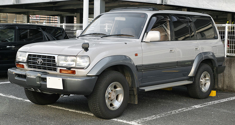 1994 toyota land cruiser us also called toyota burbuja colombia ver