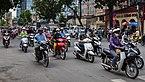 Tráfico en Ciudad Ho Chi Minh, Vietnam, 2013-08-14, DD 02.JPG