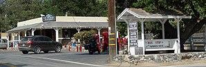 Trabuco Canyon, California - Image: Trabuco Canyon general store photo D Ramey Logan