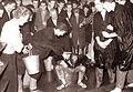 Tradicionalni krst tiskarjev v mariborski tiskarni 1961 (2).jpg
