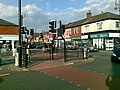 Traffic islands, in Houldsworth Square - geograph.org.uk - 1544243.jpg