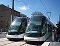 TramStrasbourg lineD 2rames Landsberg.JPG