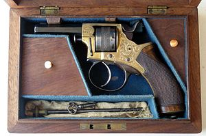 Tranter (revolver) - Tranter .230 Revolver