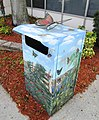 Trash can - butterflies, Lake Placid, Florida.jpg