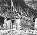 Trenta 50, pri Fejanu, hlev delajo 1952.jpg