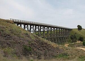 Newtown, Victoria (Golden Plains Shire) - Nimmons Bridge