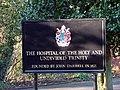 Trinity Hospital Retford - geograph.org.uk - 89548.jpg
