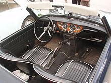 Triumph Spitfire Wikipédia