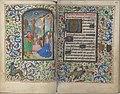 Trivulzio book of hours - KW SMC 1 - folios 094v (left) and 095r (right).jpg