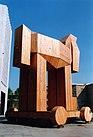 Trojan Horse in Stuttgart 2001
