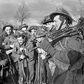 Troops of the 1st Norfolk Regiment during the advance on Wanssum, Holland, 26 November 1944. B12156.jpg