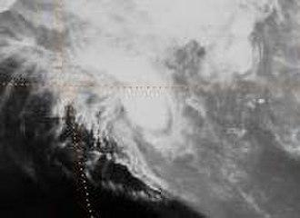 1997–98 South Pacific cyclone season - Image: Tropical Cyclone Wes (1998)