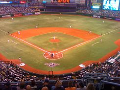 Tropicana Field opening day 2009.jpg