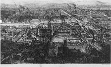 Troyes en 1852