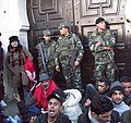 Tunisie Des milliers de personnes manifestent contre le gouvernement provisoire (5384190507).jpg