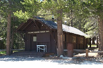 National Register of Historic Places listings in Yosemite National Park - Tuolumne Meadows Ranger Station