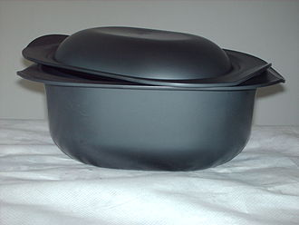 Plastic container - Reusable plastic tub for home storage